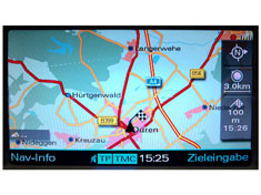 Audi - Reparatur Multimedia-Interface/MMI - Navimonitor 4G