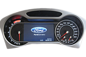 Ford Galaxy - Kombiinstrument Convers+ Fahrerinformationssystem Displayreparatur