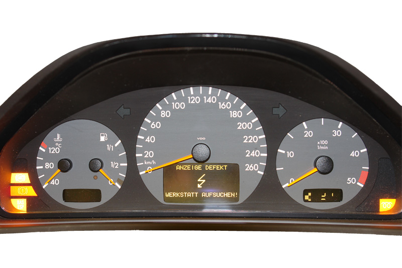 Remise A Zero Mercedes E Cdi